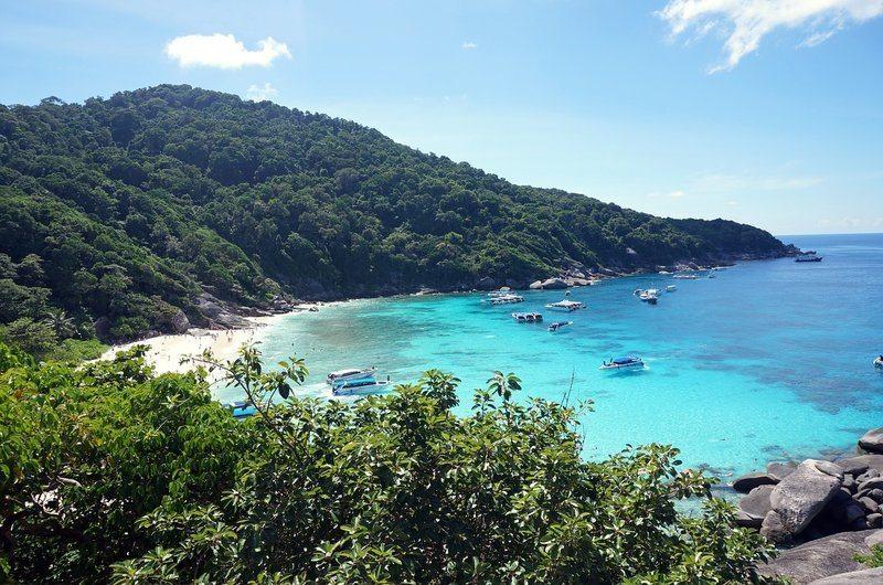 Thailand Similan Island
