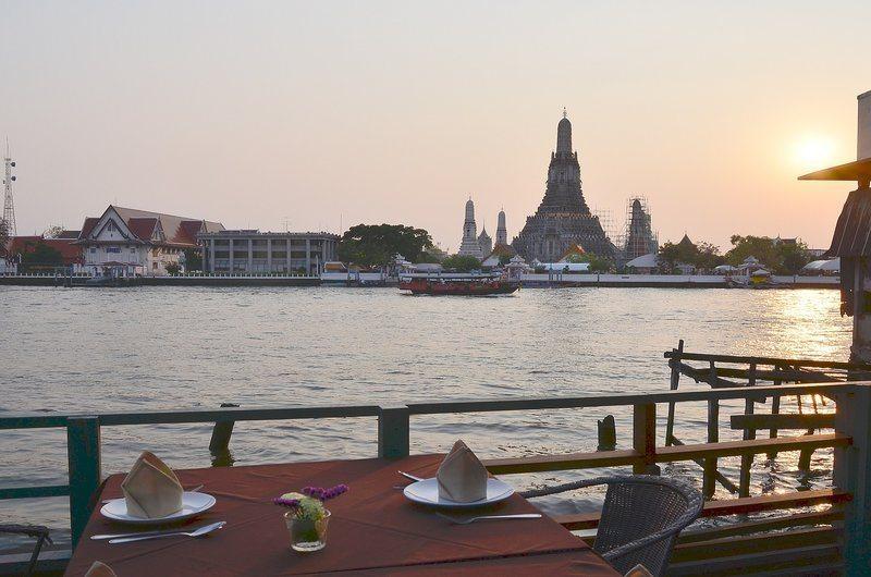 Thailand Wat Chaeng