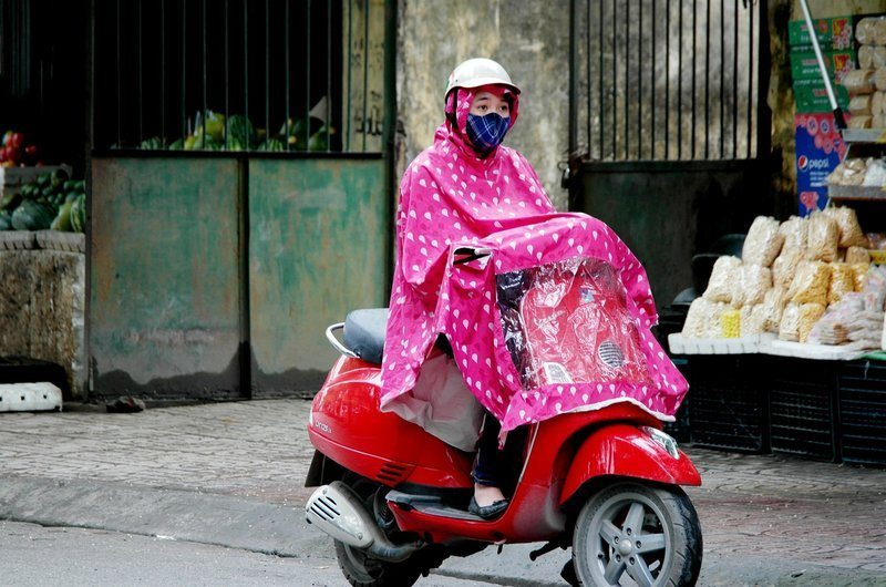 What to Pack for Thailand Raincoat