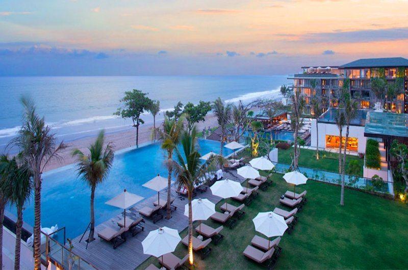 Alila Beach Bar Seminyak Bali