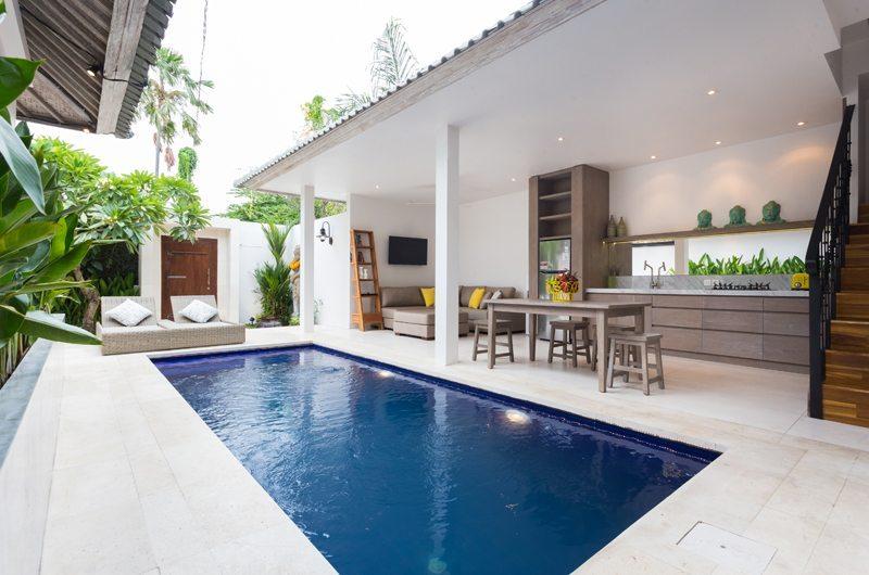 Allure Villas Sun Loungers   Seminyak, Bali