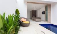 Allure Villas Pool Side | Seminyak, Bali
