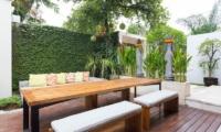 Allure Villas Outdoor Lounge | Seminyak, Bali