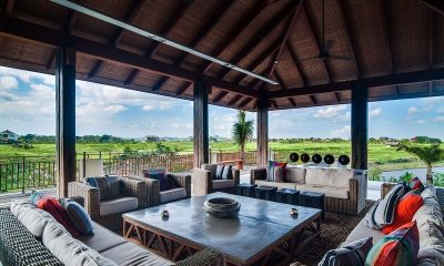 Ambalama Villa Open Plan Living Area | Canggu, Bali