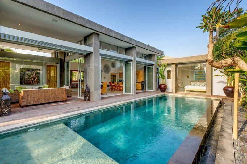 Villa Bamboo Aramanis Swimming Pool   Seminyak, Bali