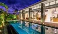 Villa Bamboo Aramanis Pool Side   Seminyak, Bali
