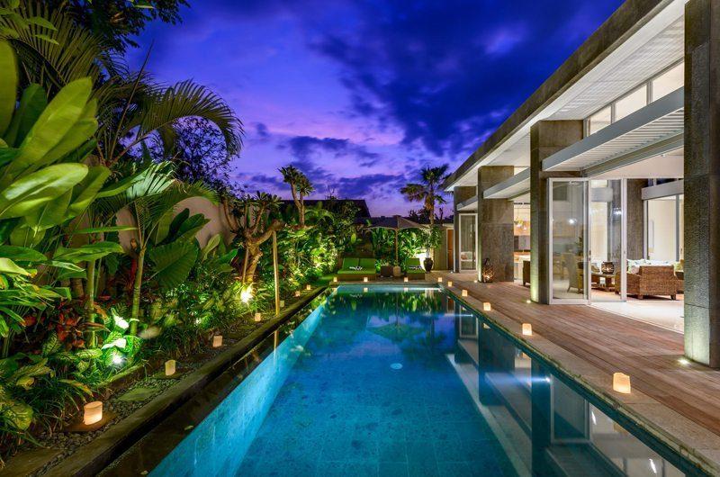 Villa Bamboo Aramanis Pool View   Seminyak, Bali