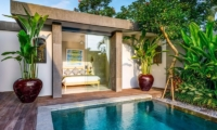 Villa Bamboo Aramanis Bedroom   Seminyak, Bali