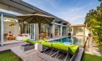 Villa Bamboo Aramanis Sun Beds   Seminyak, Bali