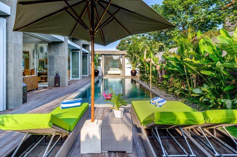 Villa Bamboo Aramanis Sun Deck   Seminyak, Bali