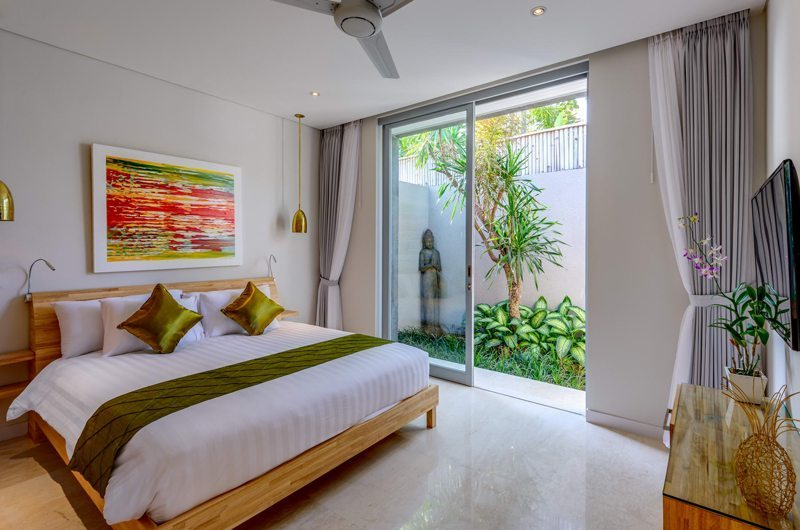 Villa Bamboo Aramanis Bedroom Two   Seminyak, Bali