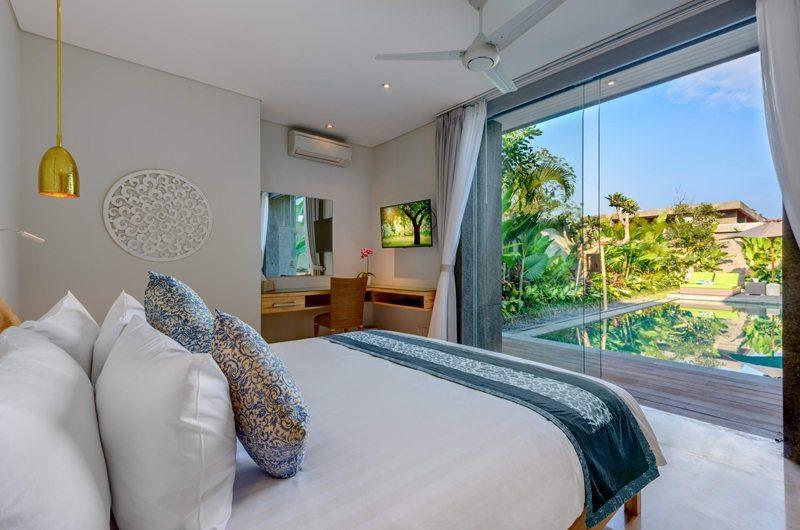 Villa Bamboo Aramanis Bedroom One   Seminyak, Bali