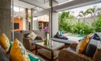 Villa Manis Aramanis Living Room | Seminyak, Bali