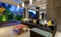 Villa Manis Aramanis Indoor Lounge | Seminyak, Bali