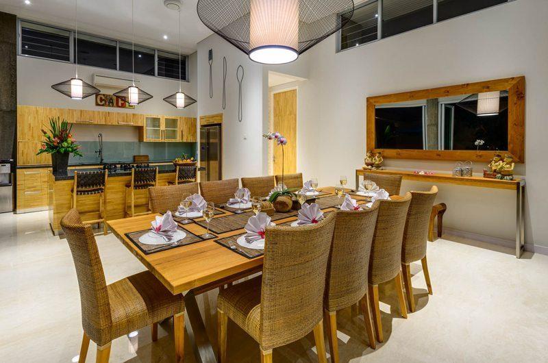 Villa Manis Aramanis Dining Area | Seminyak, Bali