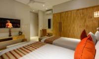 Villa Manis Aramanis Twin Bedroom | Seminyak, Bali