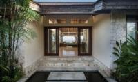 Casa Del Mar Entrance | Nusa Lembongan, Bali