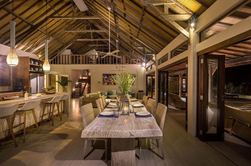 Casa Del Mar Dining Area | Nusa Lembongan, Bali