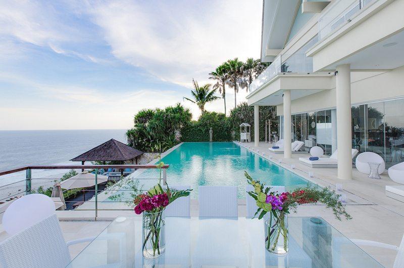 Grand Cliff Front Residence Swimming Pool | Uluwatu, Bali