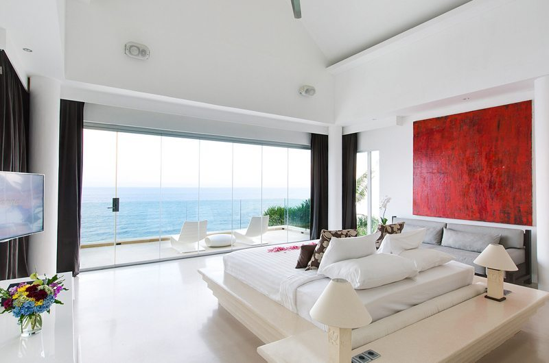 Grand Cliff Front Residence Guest Bedroom | Uluwatu, Bali