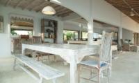 Island House Dining Area | Nusa Lembongan, Bali