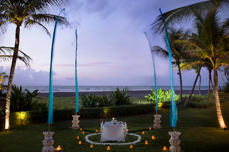 Jeeva Saba Estate Romantic Dinner | Gianyar, Bali