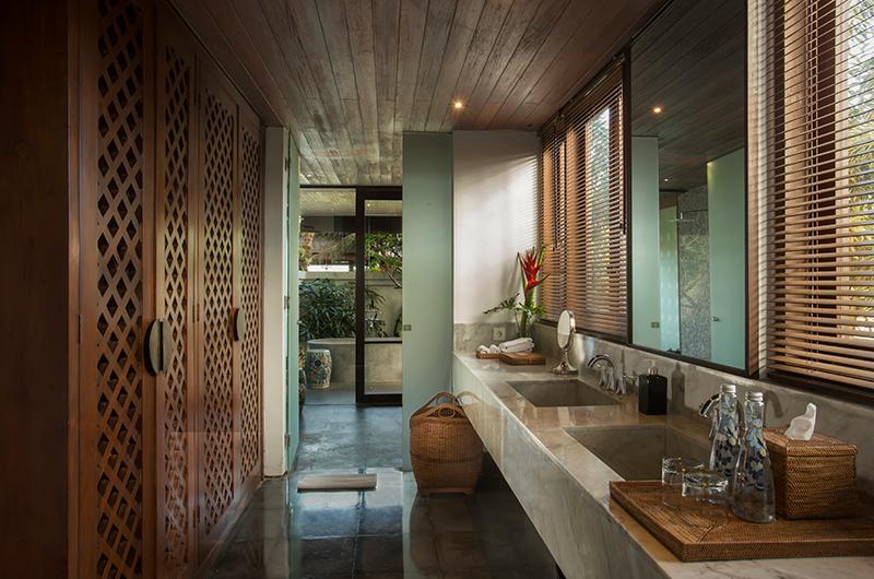 Jeeva Saba Estate Bathroom Two | Gianyar, Bali