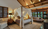 Jeeva Saba Estate Bedroom One Area | Gianyar, Bali
