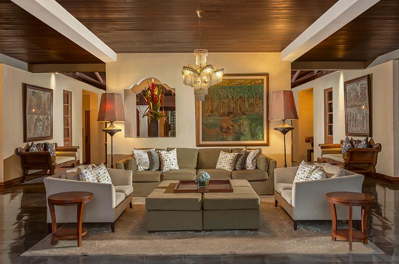 Jeeva Saba Estate Indoor Seating | Gianyar, Bali
