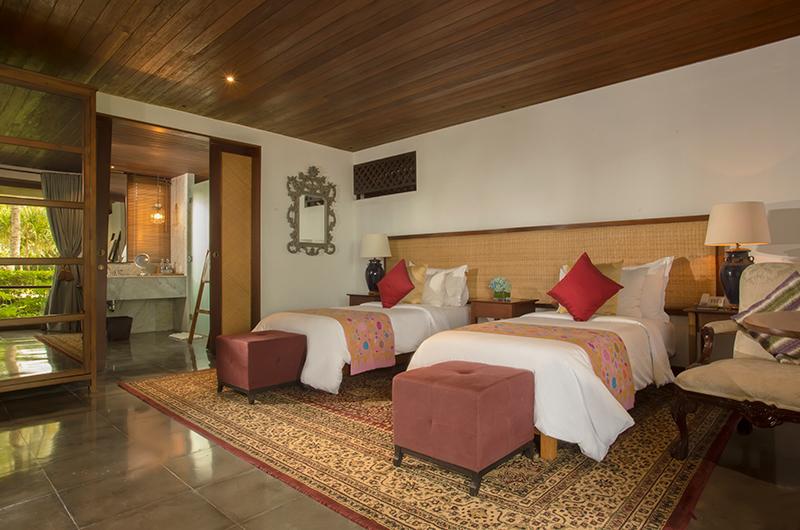 Jeeva Saba Estate Twin Bedroom | Gianyar, Bali