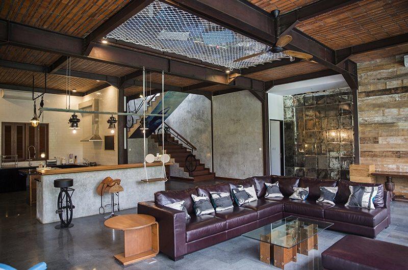 Niconico Mansion Living Area | Seminyak, Bali
