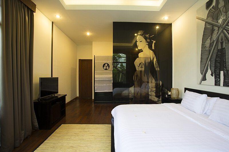 Niconico Mansion Bedroom Two | Seminyak, Bali