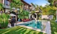 Niconico Mansion Gardens and Pool | Petitenget, Bali