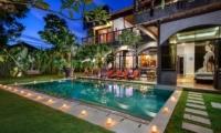 Niconico Mansion Night View | Petitenget, Bali