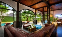 Niconico Mansion Living Area | Petitenget, Bali