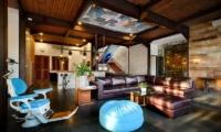 Niconico Mansion Indoor Living Area | Petitenget, Bali