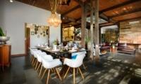 Niconico Mansion Dining Area | Petitenget, Bali