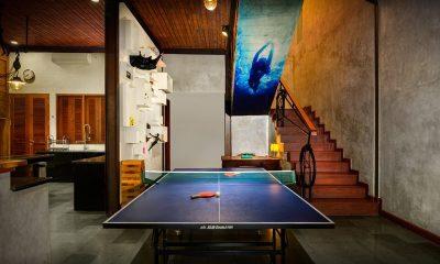 Niconico Mansion Tennis Table | Petitenget, Bali