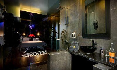 Niconico Mansion Bedroom and En-suite Bathroom Six | Petitenget, Bali