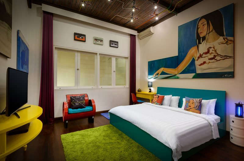 Niconico Mansion Bedroom Two | Petitenget, Bali
