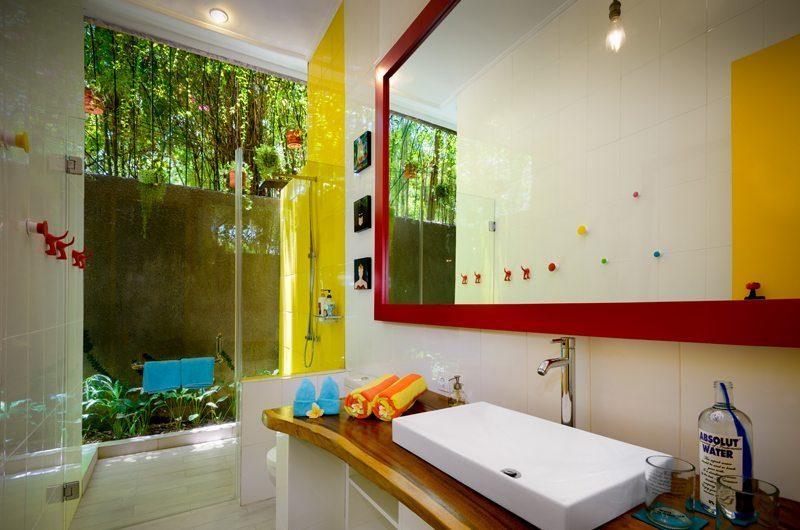 Niconico Mansion Bathroom Two | Petitenget, Bali