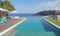 Villa Driftwood Infinity Pool | Nusa Lembongan, Bali