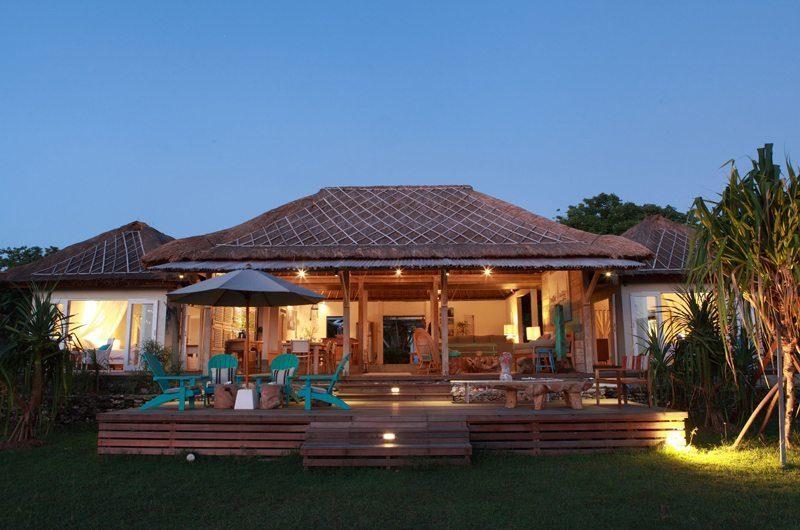 Villa Driftwood Outdoor View | Nusa Lembongan, Bali