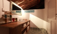 Villa Driftwood Bathroom | Nusa Lembongan, Bali