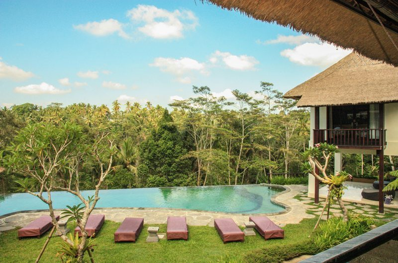 Villa Kembang Pool View | Ubud, Bali