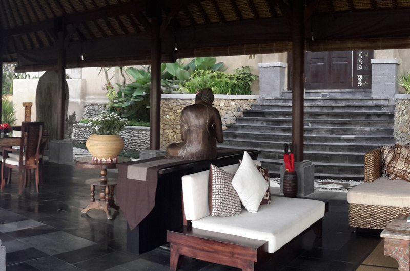 Villa Kembang Living Area | Ubud, Bali