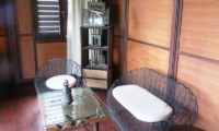 Villa Kembang Indoor Lounge | Ubud, Bali