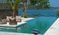 Villa Kingfisher Infinity Pool   Nusa Lembongan, Bali