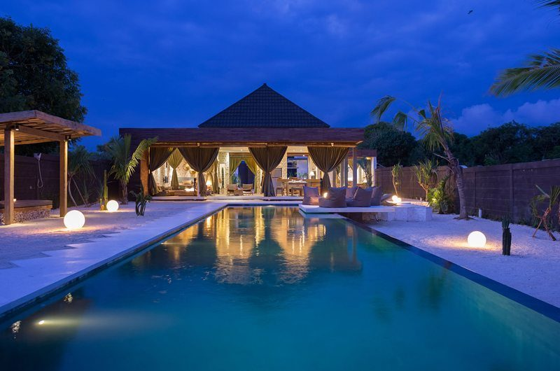 Villa Kingfisher Swimming Pool | Nusa Lembongan, Bali