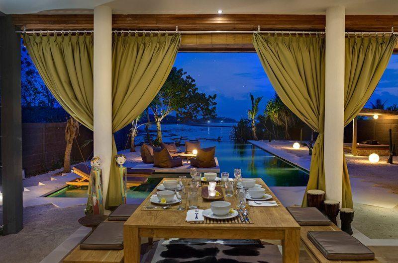 Villa Kingfisher Dining Room | Nusa Lembongan, Bali